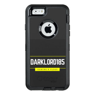 Offizieller Darklord185 iPhone 6/6S Otterbox Fall OtterBox iPhone 6/6s Hülle