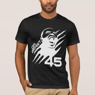 Offizieller Dejuan Blair Schwarzweiss-T - Shirt