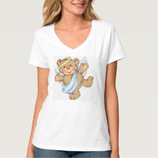 Offizieller Engels-Bär Hugger T-Shirt