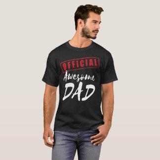 Offizieller fantastischer Vati-T - Shirt