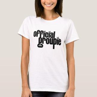 Offizieller Groupie T-Shirt