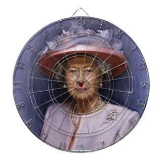 offizieller Königin Elizabeth Dartboard Dartscheibe