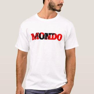 """Offizieller """"Mondo"""" Entwurf (sauber) T-Shirt"""