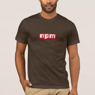 offizieller npm T - Shirt