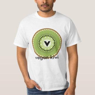 Offizieller veganer Kiwi-T - Shirt