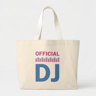 offizielles DJ Jumbo Stoffbeutel