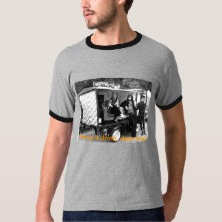 "OFFIZIELLES ""EXTRAVAGANTES EIN GETRÄNK?"" T - T-Shirt"