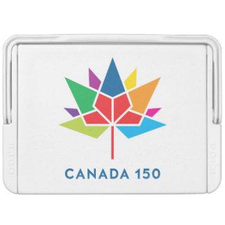 Offizielles Logo Kanadas 150 - Mehrfarben Kühlbox