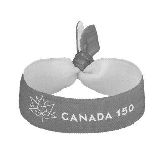 Offizielles Logo Kanadas 150 - Schwarzweiss Haarband