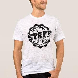 Offizielles Personal von einem Bichon Frise T-Shirt