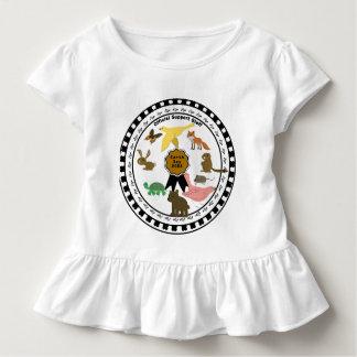 Offizielles Stützpersonal - besonders angefertigt Kleinkind T-shirt
