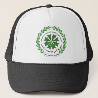 Offizielles Wappen Comoren Wappenkunde-Symbol Truckerkappe