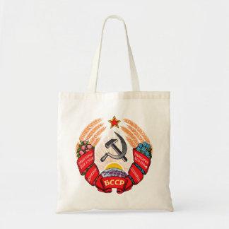 Offizielles Wappen des Weißrussland-Wappenkunde-Sy Tasche