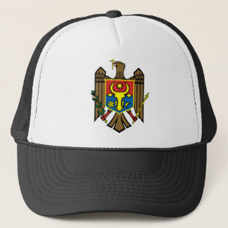 Offizielles Wappen Moldau Wappenkunde-Symbol Truckerkappe
