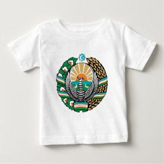 Offizielles Wappen Usbekistans Wappenkunde-Symbol Baby T-shirt