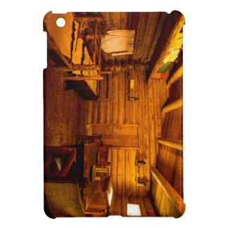 Offizier-Viertel-Fort Clatsop - Lewis und Clark Hülle Für iPad Mini