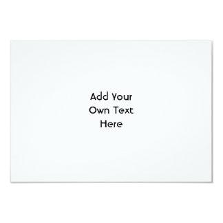Öffnen Sie Artischocken-Blume. Purpurrot 8,9 X 12,7 Cm Einladungskarte