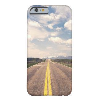 Öffnen Sie Straße Barely There iPhone 6 Hülle
