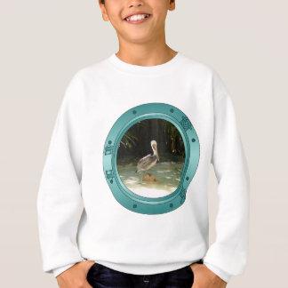 Öffnungs-Pelikan Sweatshirt