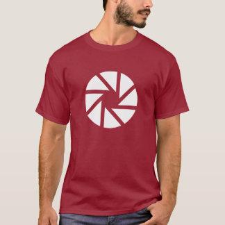 Öffnungs-Piktogramm-T - Shirt