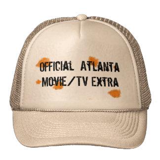 Oficial Atlanta Extrahut Baseballcap
