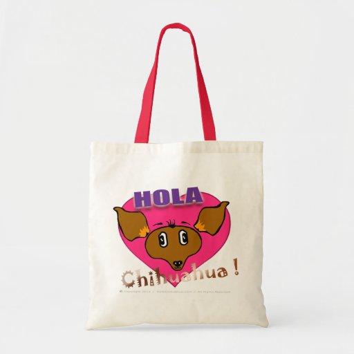 "Oficial ""Hola Chihuahua!"" Tasche niños"