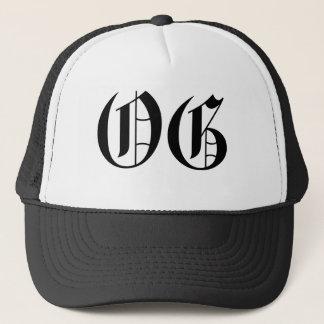 OG - Ursprünglicher Gangster Truckerkappe