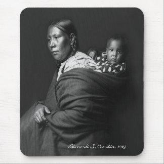 Ogala Mutter und Kind Mauspads