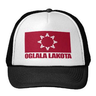 Oglala Lakota Flagge Baseballcaps