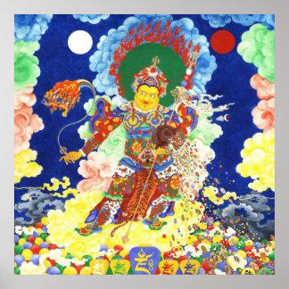Ögyen Dzambhala [Plakat] Poster