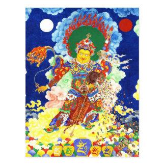 Ögyen Dzambhala [Postkarte] Postkarte