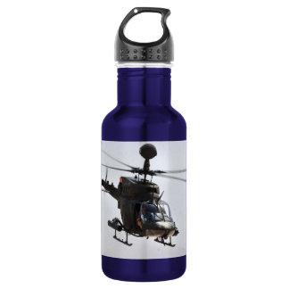 OH-58D KIOWA HUBSCHRAUBER-FREIHEIT EDELSTAHLFLASCHE