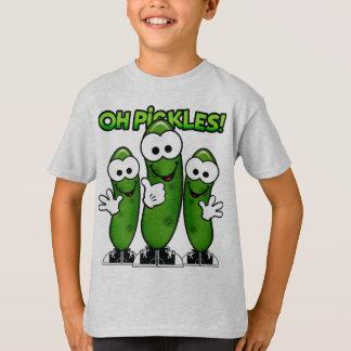 Oh Essiggurken-Shirt T-Shirt