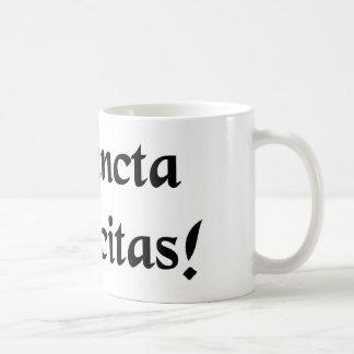 Oh, heilige Einfachheit! Kaffeetasse