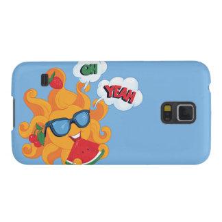 Oh! Ja! es ist Sommer Samsung Galaxy S5 Hülle