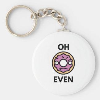 Oh Krapfen sogar Schlüsselanhänger