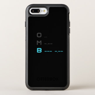 Oh mein Junge OtterBox Symmetry iPhone 8 Plus/7 Plus Hülle