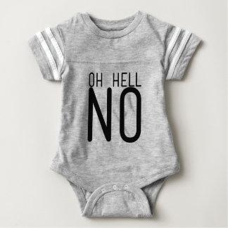 Oh nein baby strampler