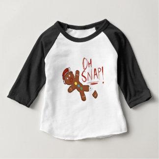 Oh Verschluss Baby T-shirt