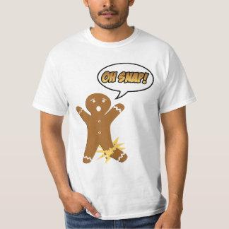 Oh Verschluss-lustiges Hemd
