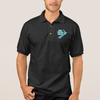 Oh WAHRES BRo! Kiwikarte Polo Shirt