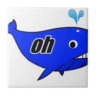 Oh Wale oh Keramikfliese