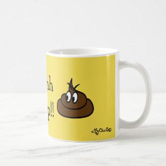 Ohhh Mist!! GELBE TASSE! Kaffeetasse