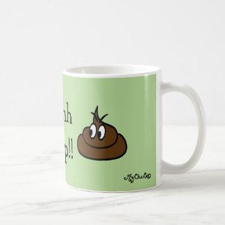 Ohhh Mist!! GRÜNE TASSE! Kaffeetasse