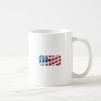 Ohio Kaffeetasse