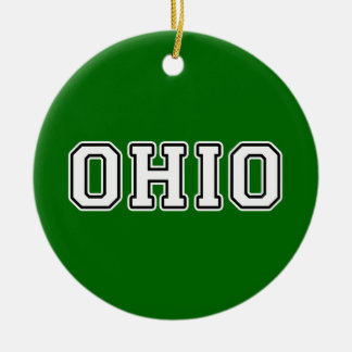 Ohio Keramik Ornament