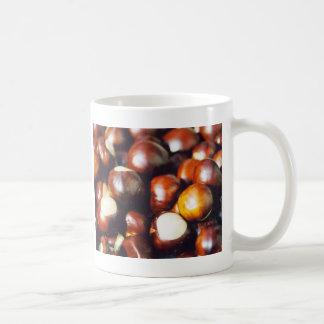 Ohio-Rosskastanien Kaffeetasse