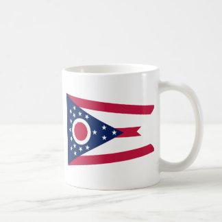 Ohio-Staats-Flagge Kaffeetasse