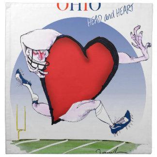 Ohiohauptherz, tony fernandes serviette