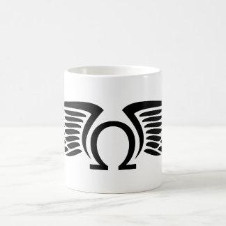 Ohm on Wings Tasse/Mug Kaffeetasse